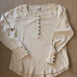 Lucky Brand Thermal shirt.   Size XL